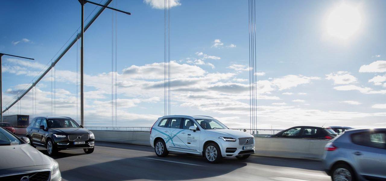 Volvo, Autoliv und Nvidia vertiefen Partnerschaft