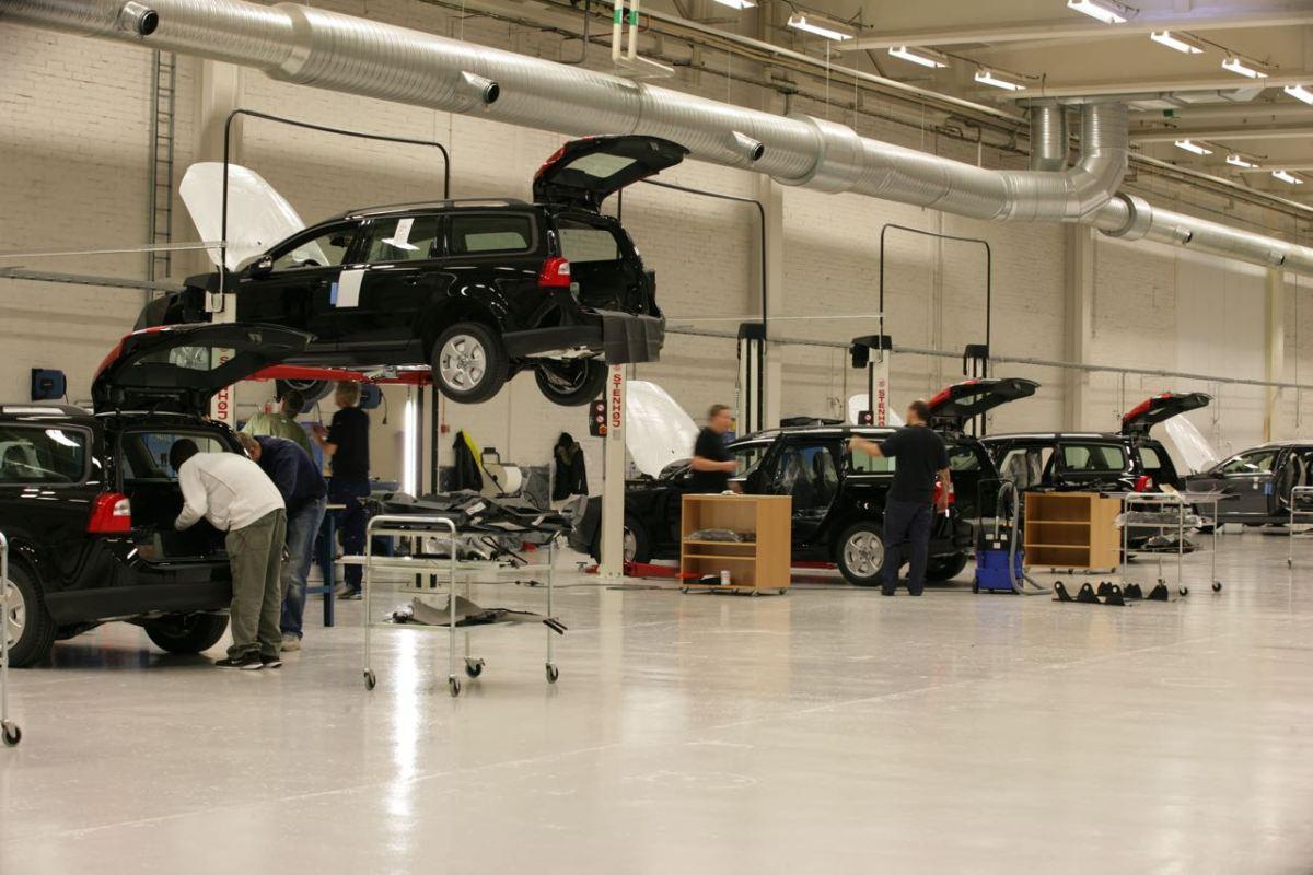 Volvo stellt Bi-Fuel Produktion ein