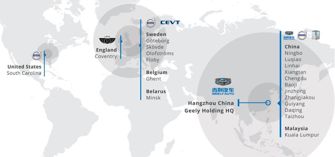 FCA Group Verkauf. Volvo Eigentümer Geely dementiert.