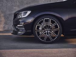 Brembo Bremsen für effektive Verzögerung. Bild: Polestar