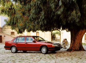 Volvo 940. Bild: Volvo Cars