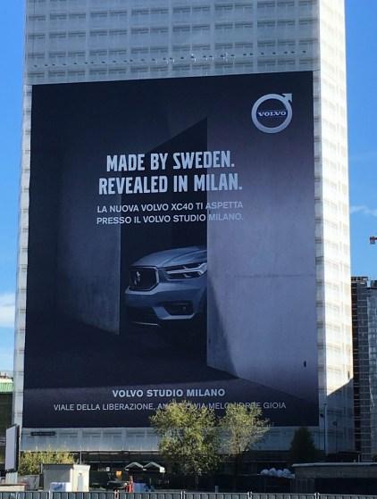 Der neue XC40 kommt. Bild: Volvo Cars