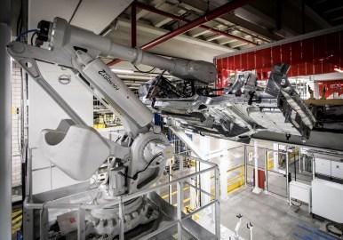 Pre-production des neuen Volvo XC40 Bild: Volvo Cars