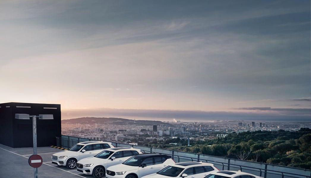 Volvo Schweiz Marktführer bei Plug-in-Hybriden
