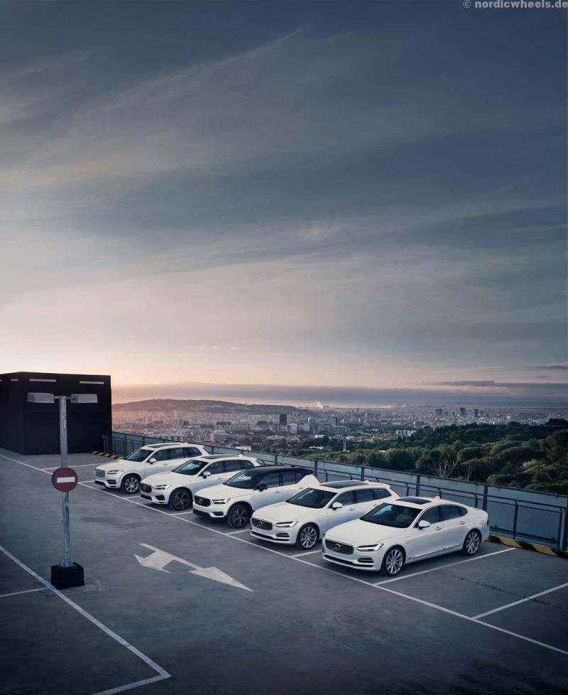 Marktführer in der Schweiz: Volvo Plug-In Hybride