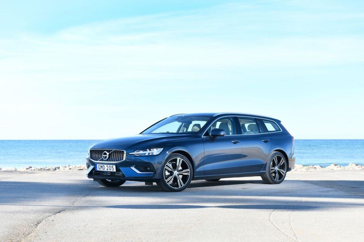 autonis Award für den Volvo V60