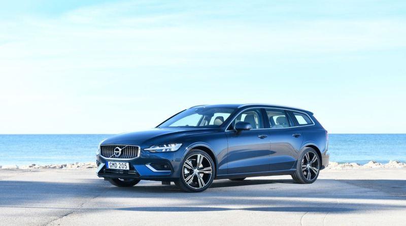 """Volvo V60, jetzt mit dem """"Autonis"""" Award ausgezeichnet"""