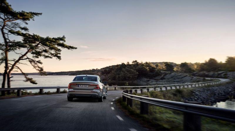Care by Volvo gilt auch für den neuen Volvo S60