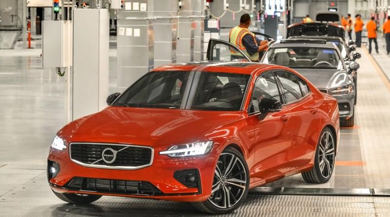 Der neue Volvo S60
