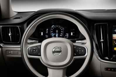 Der neue Volvo V60 Cross Country, Innenraum