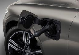 49 Kilometer soll der V60 rein elektrisch zurücklegen können