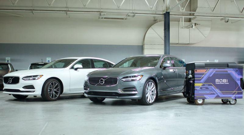 Elektroauto Ladestationen: Volvo Cars Tech Fund investiert in FreeWire