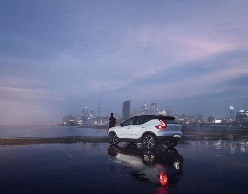 Volvo Zulassungszahlen Oktober 2018