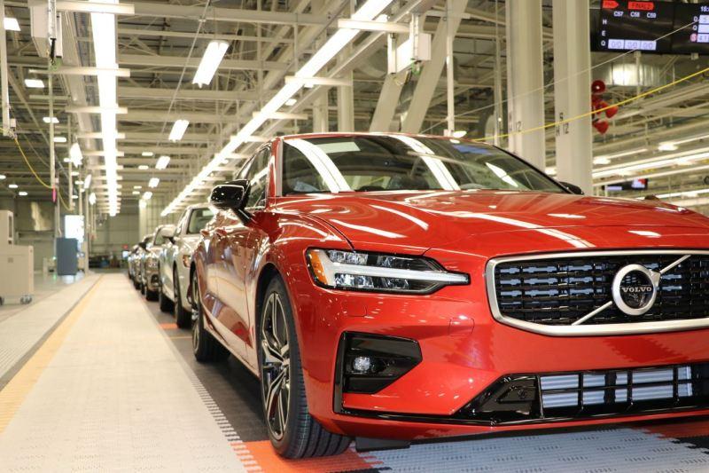 Volvo verändert die globale Produktionsstrategie