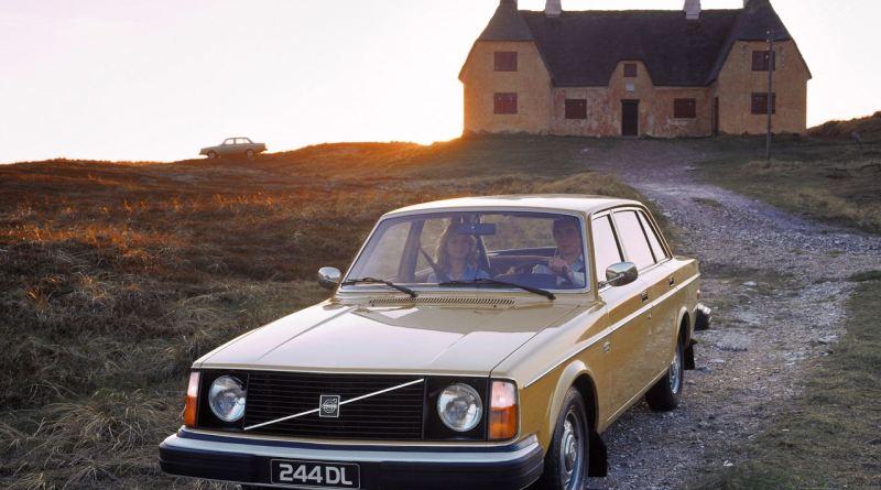 40 Jahre Volvo Sechszylinder Diesel