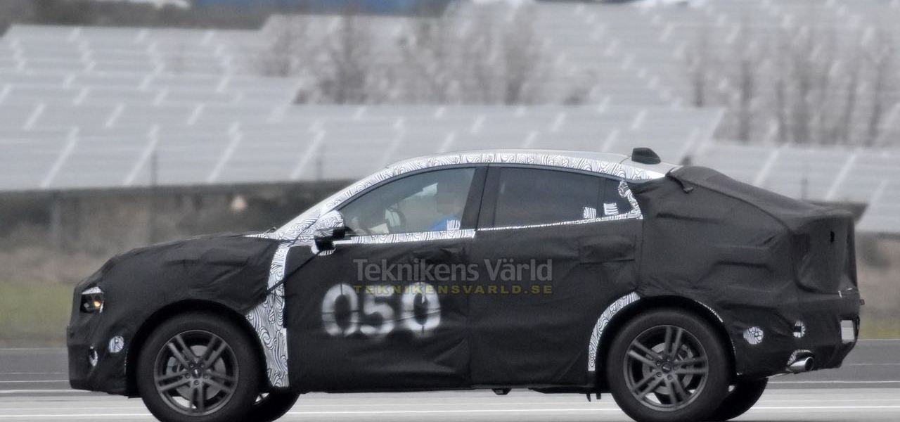 Lynk & Co 05 SUV-Coupe Spyshot?
