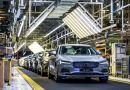 100.000 Volvo S90 aus Daqing