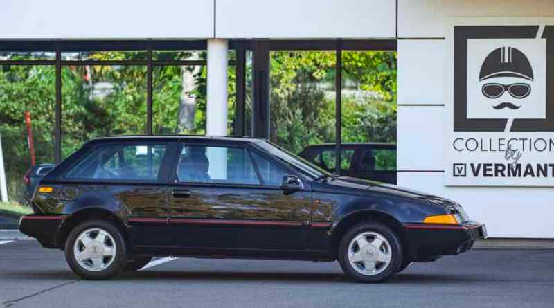 Volvo 480 ES Vorserie