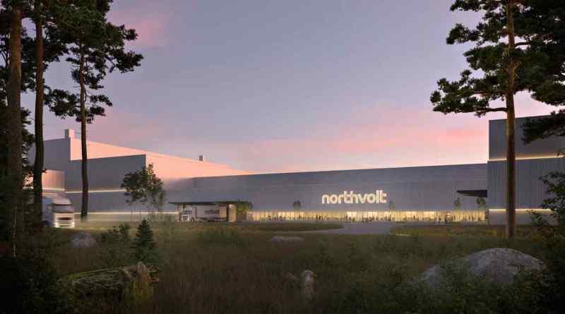 Northvolt Gigafactory