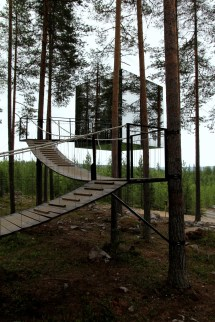 Home Tree Hotel Boden Sweden