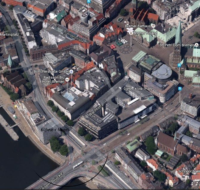 Google Street Maps