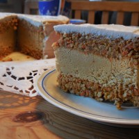 RAW CARROT CAKE -- sensationell gut!