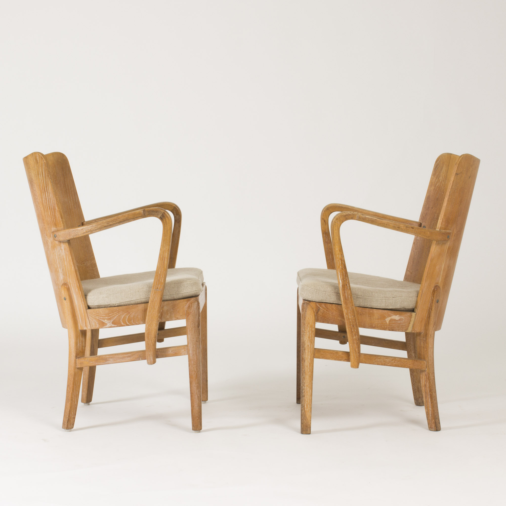 white washed oak dining table and chairs folding chair covers spandex sold scandinavian mid century modern design
