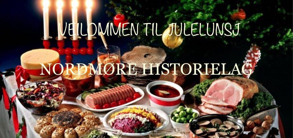 Invitasjon til Julelunsj 13.12 kl 12.00 i Håndverkeren