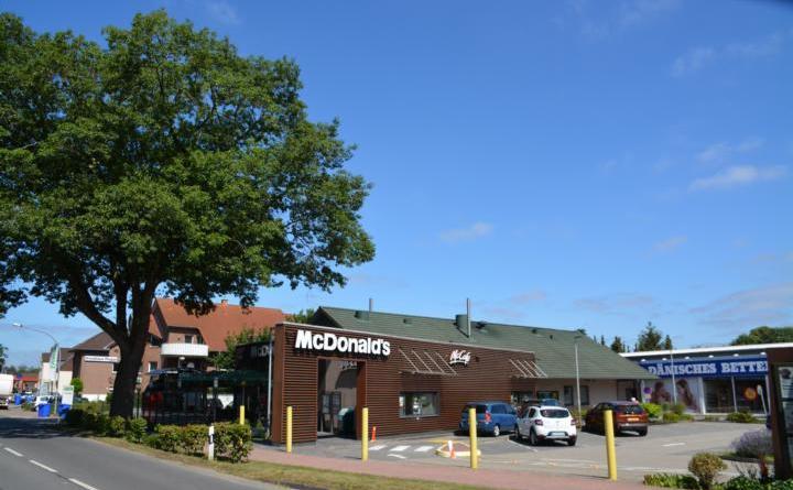 David hat Hunger - McDonald's Meppen erlaubt einen Blick hinter die neuen Kulissen - Foto: NordNews.de