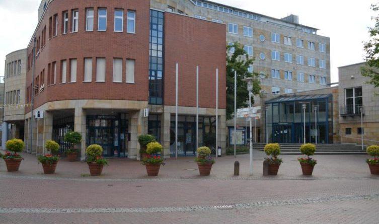 Rathaus Lingen2 Foto: Marco Schlösser