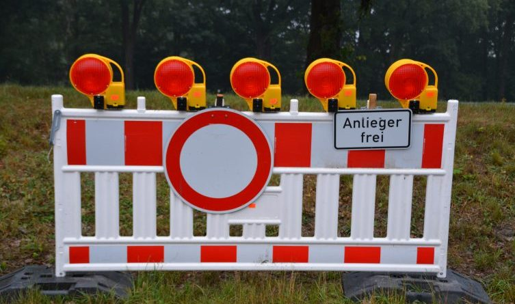 Sperrung - Foto: NordNews.de