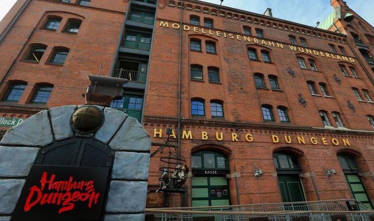 Das Dungeon in Hamburg - Ein Abenteuer Foto: Dungeon - Donna Wandt