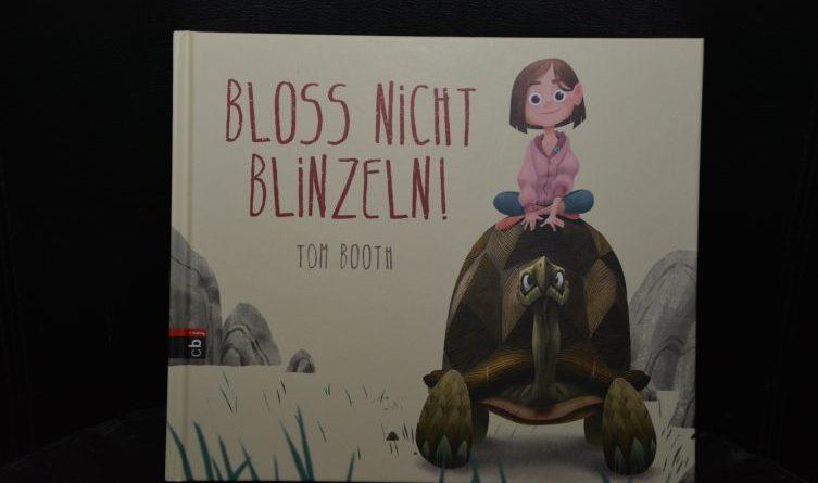 Bloss nicht blinzeln - ein Buch nicht nur für Kinder Foto: NordNews.de