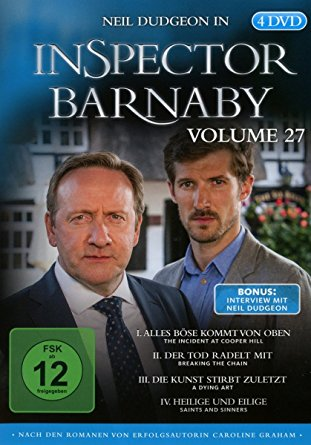 Inspector Barnaby - Volume 27 - Vier Fälle voller Spannung