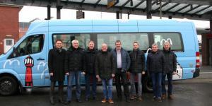 """Neuerungen für die """"Lili""""-Busse Echtzeitinformationen, eine App und vergünstigte Fahrkartenhefte geplant Foto: Stadt Lingen"""