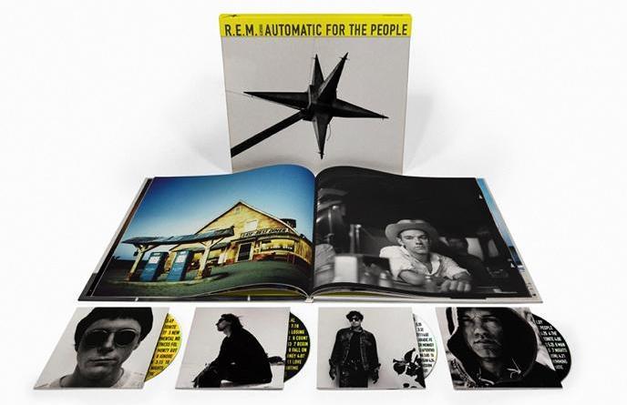 "R.E.M. zeigen Dokumentarfilm ""Automatic Unearthed"" zur Entstehung ""von Automatic For The People"""