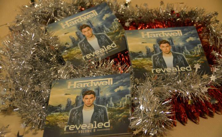 Verlosung: 3x1 CD von Hardwell - Revealed Foto: NordNews.de