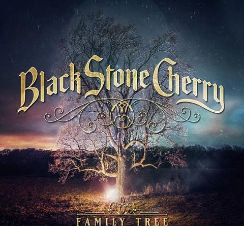 Black Stone Cherry mit dem Album Family Tree - ab dem 20. April
