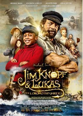 Jim Knopf - ab dem 25. März 2018 im Kino