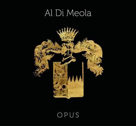 "Al Di Meola im Video-Interview über sein neues Album ""Opus"""