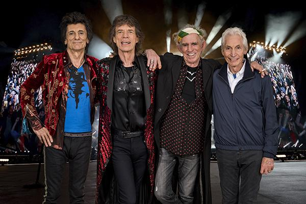 The Rolling Stones rocken im Sommer 2018 erneut Deutschland