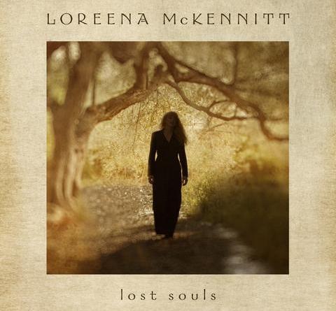 """Loreena McKennitt - erstes brandneues Studioalbum seit 2006 – """"Lost Souls"""" am 11. Mai"""