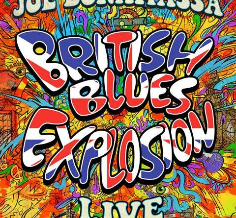 "Joe Bonamassa - ""British Blues Explosion Live"" am 18. Mai! Jeff Beck's – ""Plynth (Water Down The Drain)"" als Video vorab"