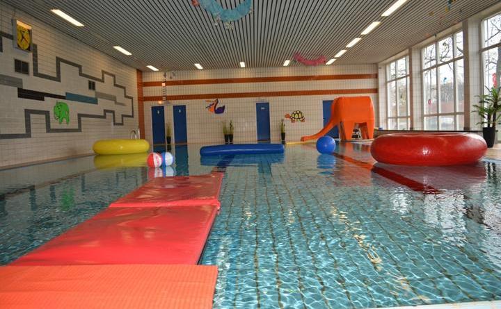 Großer Spaß im kleinen Bad - Neu: Spielenachmittag beim Hallenbad in Dalum