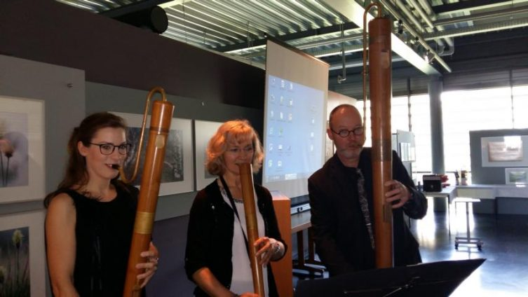 Flauto dolce! – Blockflötenkonzert am Schloss Junge Blockflötentalente der Musikschule des Emslandes e.V. präsentieren am Emslandmuseum Schloss Clemenswerth ihr Können Foto: Schloss Clemenswerth