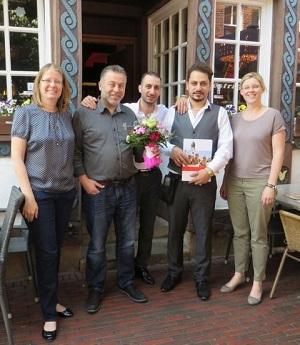 "Restaurant ""Alt Damascus"" in Fußgängerzone eröffnet Foto: Stadt Lingen (Ems)"