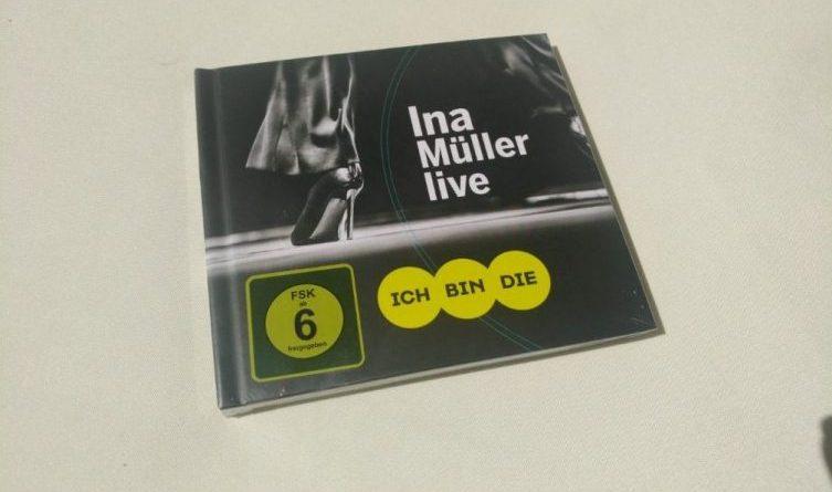 1 CD von Ina Müller zu verlosen
