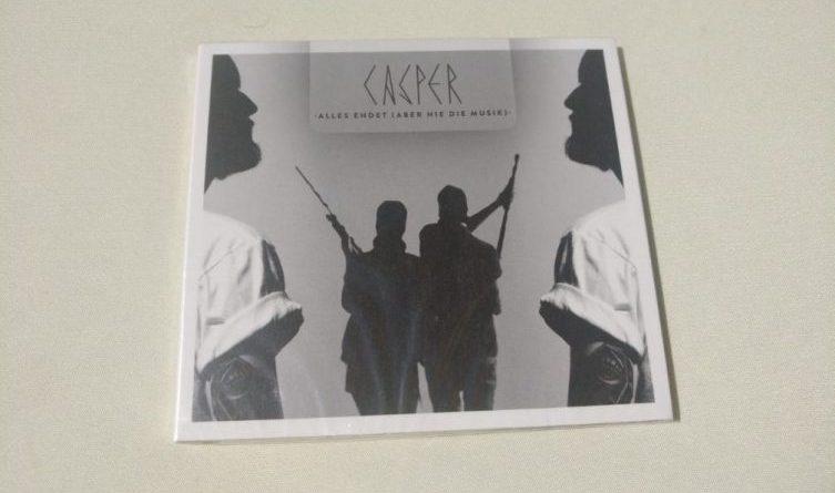 Wir verlosen eine CD von Casper Foto: NordNews.de