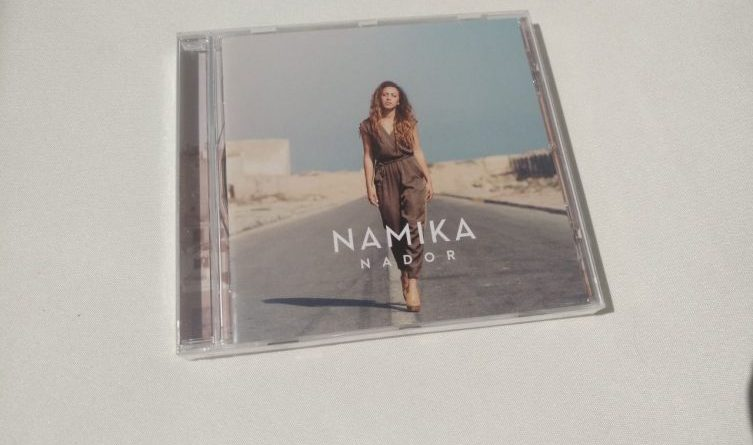 CD von Namika zu verlosen