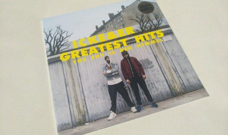 Wir verlosen eine Vinyl von Icke & Er